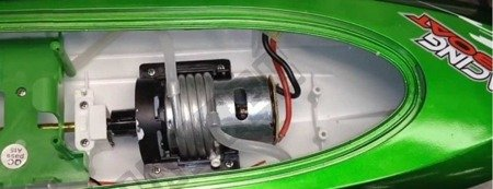 Motorboot-Fernbedienung FT009 2,4 GHz RTR