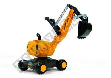 Excavator Rolly Toys yellow !