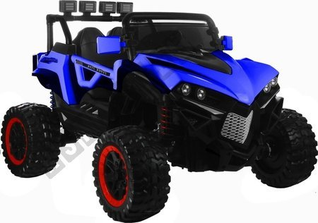 Jeep XJL-588 Electric Ride On The Car - Blue
