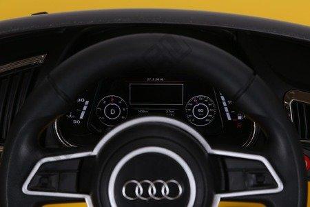 Auto battery Audi R8 Spyder pilot 2, 4 g yellow