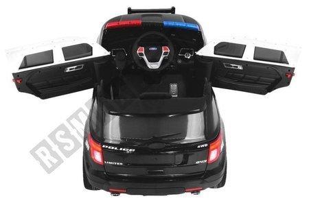 Auto battery SUV POLICE megaphone + siren
