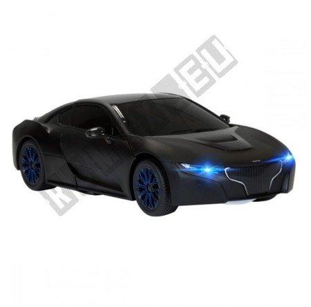 Auto remote control RS X MAN Transformer RASTAR Black