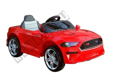 BBH-718A Electric Ride On Car - Red