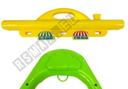Baby Play Gym Activity Toy for Toddler Yellow