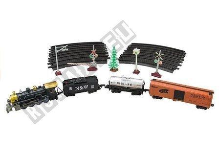 Battery Operated Realistic Train Set Fenfa Railways