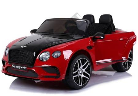 Bentley Supersports Electric Ride-On Car JE1155 Red