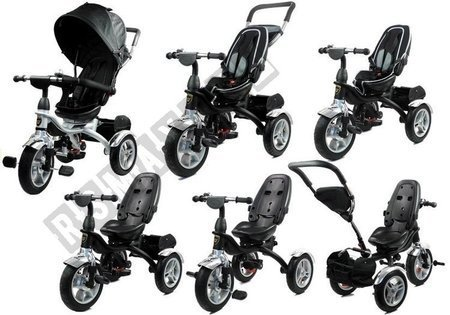 Black Tricycle PRO500