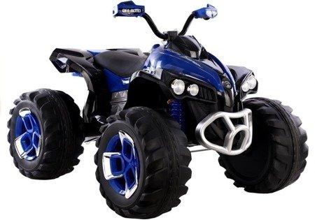 Blue Electric Ride On Quad FB-6677