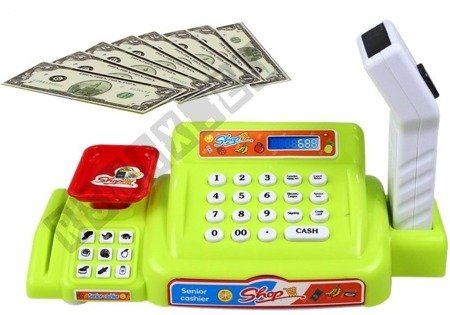 Cash Register Very Realistic Set