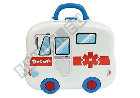 Doctor Set in a Case with Accessories