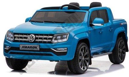 Double-sided car on a VW AMAROK battery blue!