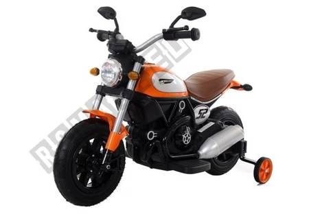 Electric Ride-On Motorbike QK307 Orange