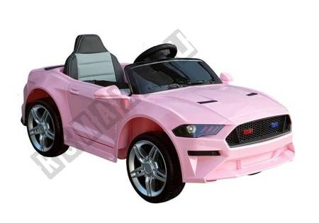 Electric Ride-on Car BBH-718A Pink