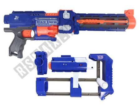 Foam Bullet Gun Rifle Barrel