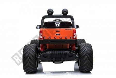 Ford Ranger MONSTER battery car orange HIT
