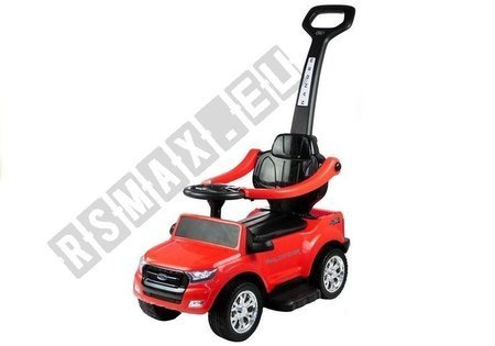 Ford Ranger Wildtrak Red - with Canopy and Parent Handle