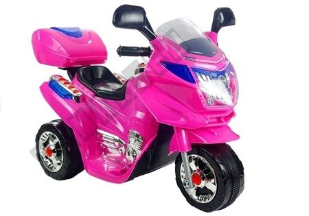 HC8051 Pink - Electric Ride On Motorcycle
