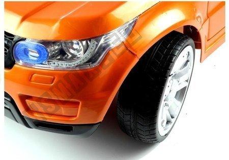 HL1638 Orange - Electric Ride On Car