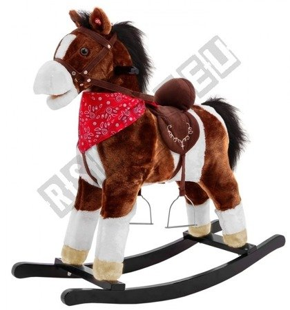 INTERACTIVE ROCKING HORSE SOUND + MOTION