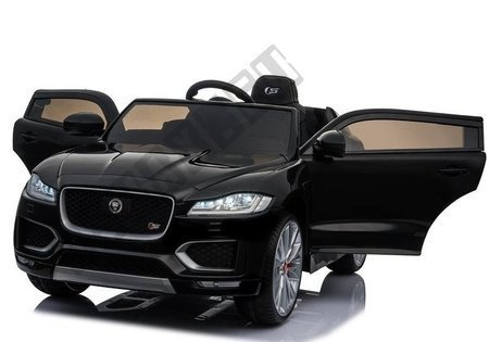 Jaguar F- Pace Electric Ride on Car - Black Painting