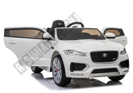 Jaguar F- Pace Electric Ride on Car - White