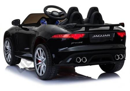 Jaguar F-Type Black - Electric Ride On Car