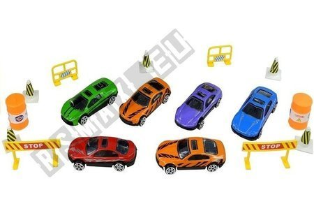 Lorry With Small Cars