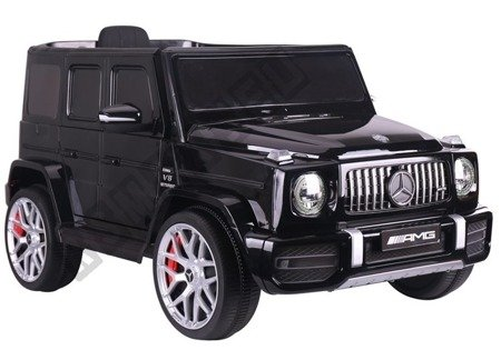 Mercedes G63 Electric Ride On Car - Black
