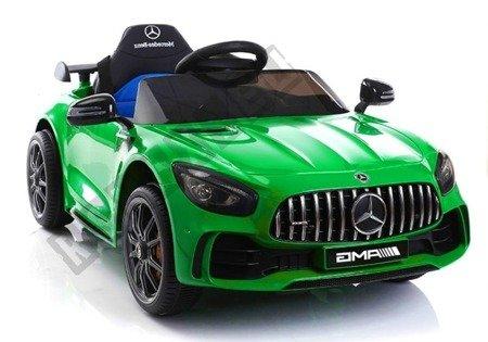 Mercedes GTR Electric Ride On Car - Green