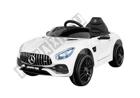 Mercedes SLS AMG GT R White - Electric Ride On Vehicle