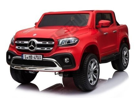 Mercedes X Red - Electric Ride On Car