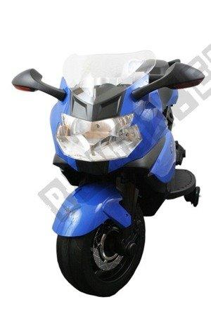 Motor BMW K1300S on blue!