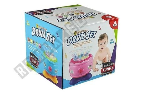 Music Drum Educational with Sounds