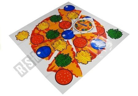 Pizza Twist Board Game