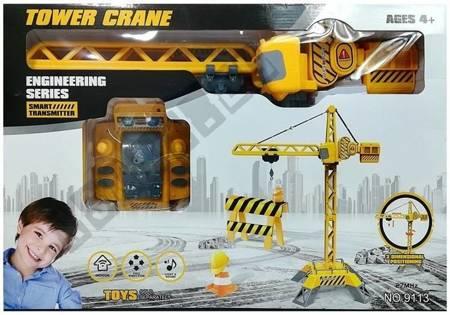 R/C Crane Radio Control Construction Site