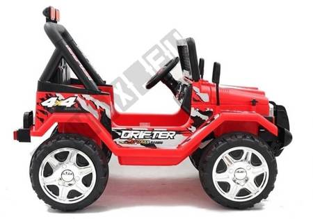 Ride On Car S618 EVA Red