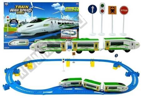 Set Train 257cm 27 parts battery