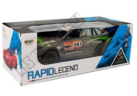 Sports Car R/C 1:10 2.4G Gray