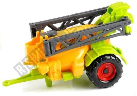 Tractor Farm Vehicles Set 6 in 1