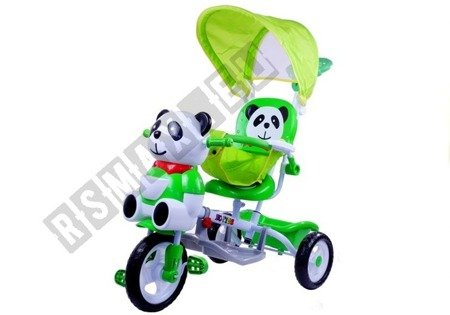 Tricycle Bike Panda - Green