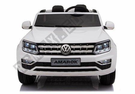 VW Amarok White - Ride on Car