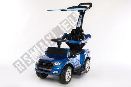 Vehicle Ford Ranger battery headphone blue