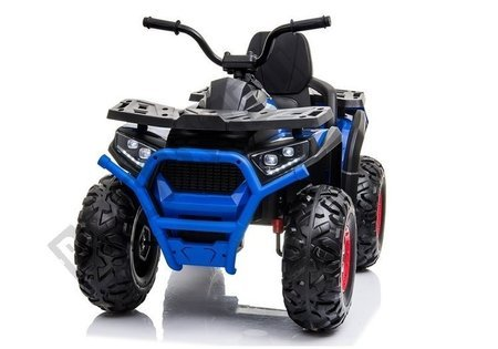XMX607 Electric Ride On Quad - Blue