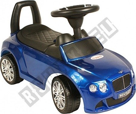 Kinderreiter Bentley 326P blau lackiert