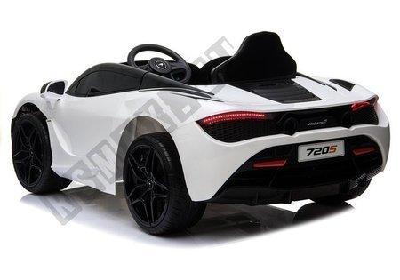 Auto na Akumulator McLaren 720S Czarny
