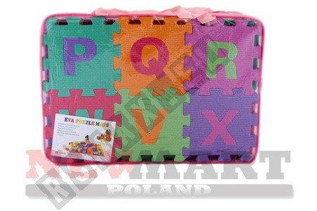 Bodenpuzzle Puzzlematte Kinderteppich Spielmatte Spielteppich Puzzle 72tlg EVA