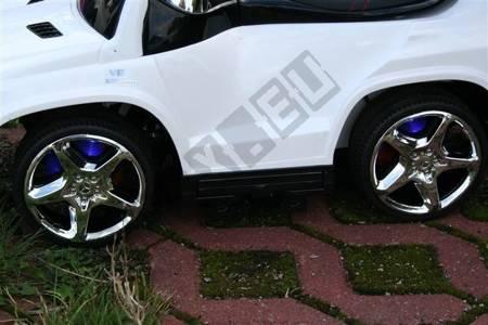 Fahrzeug-Schieber Mercedes GL63 AMG Weiß