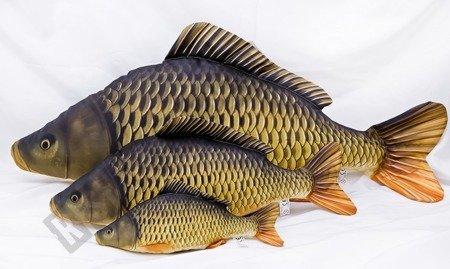 GABY Kissen Kuscheltier Fisch KARPFEN Stofftier Plüschtier Plüschfisch Geschenk