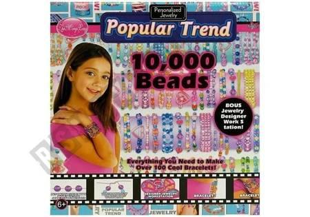 Große DIY Perlen Set 10000 Stück