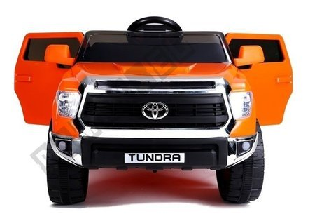 Kinderauto Toyota Tundra Orange lackiert